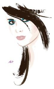 Air Sign Makeup