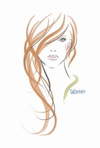 Water Sign Makeup