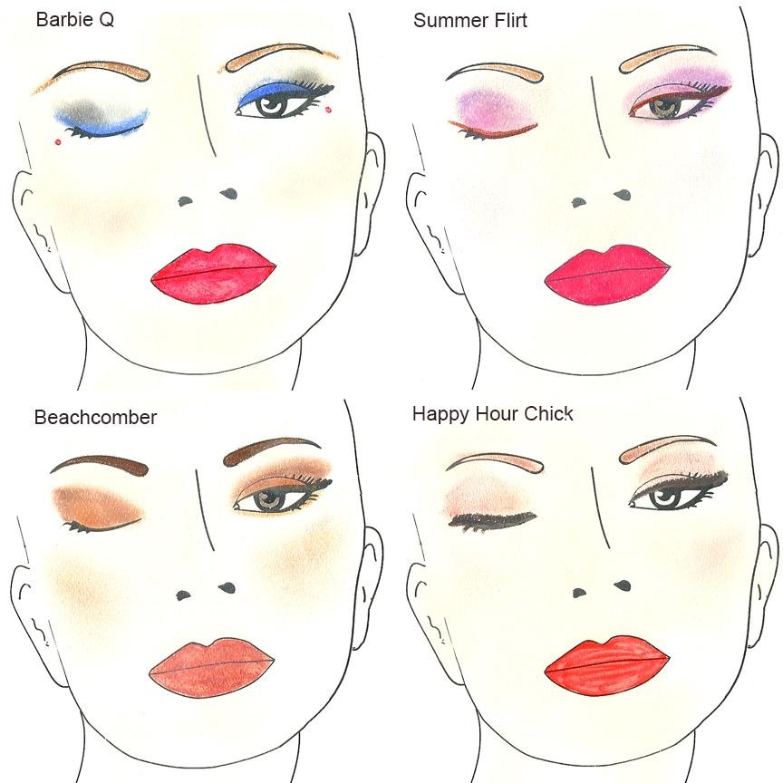 makeup | Gabriel